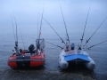 Unsere beiden Boote