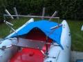 Trollingschlauchboot
