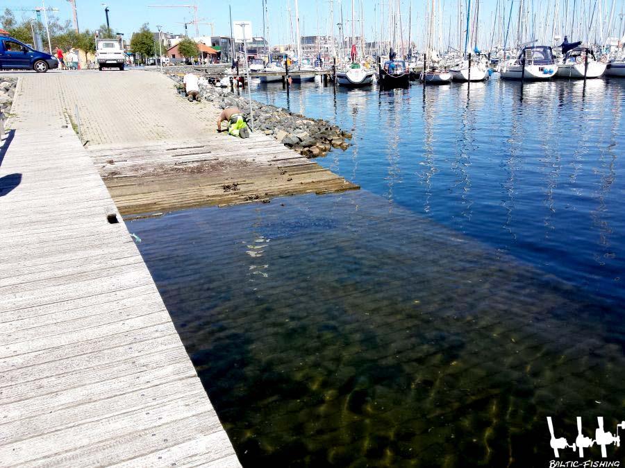 Slippe in Heiligenhafen