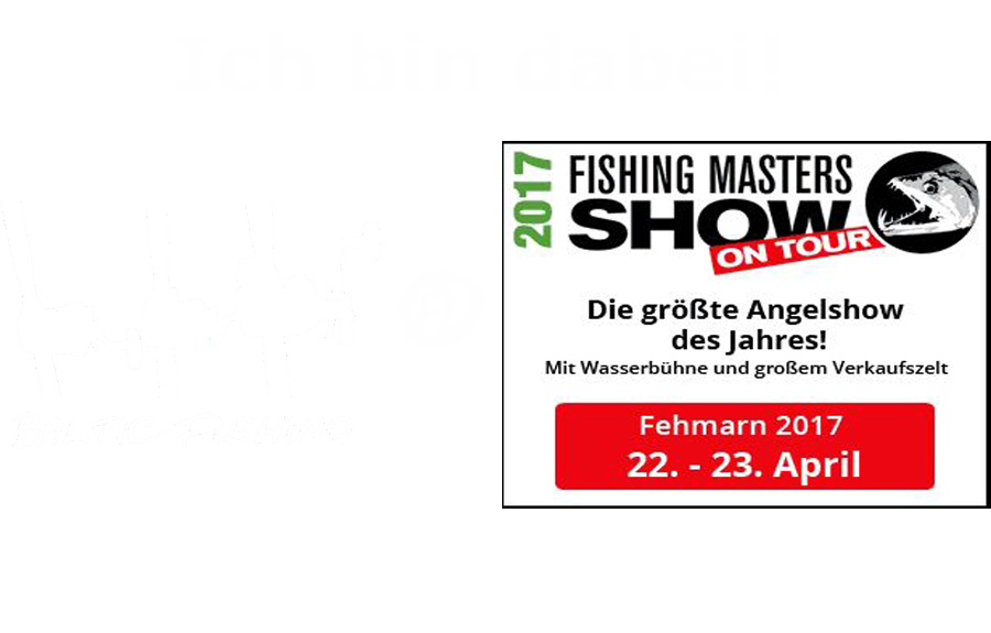 Baltic-Fishing Mastershow Banner