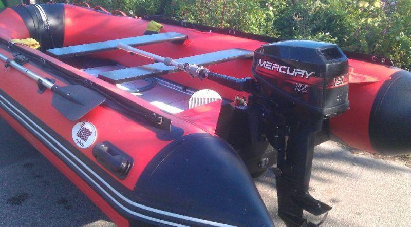 Motor Mercury