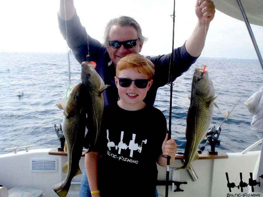 Baltic-Fisher junior gluecklich