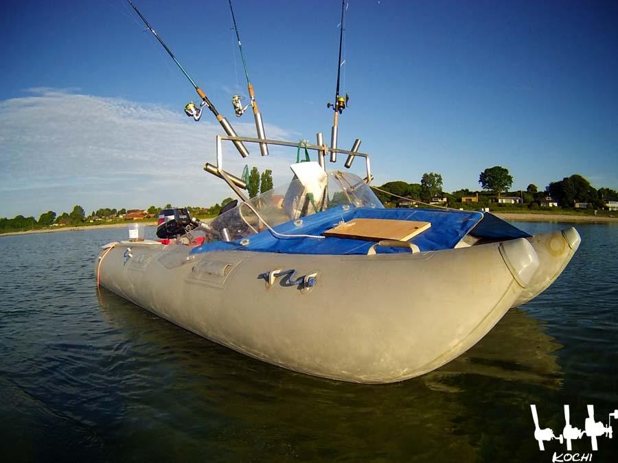 Kochis Schlauchboot